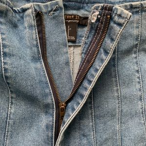 Forever 21 Contemporary | Denim Flare Jeans | S
